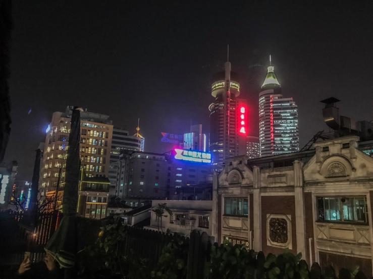 Shanghai day 1-4